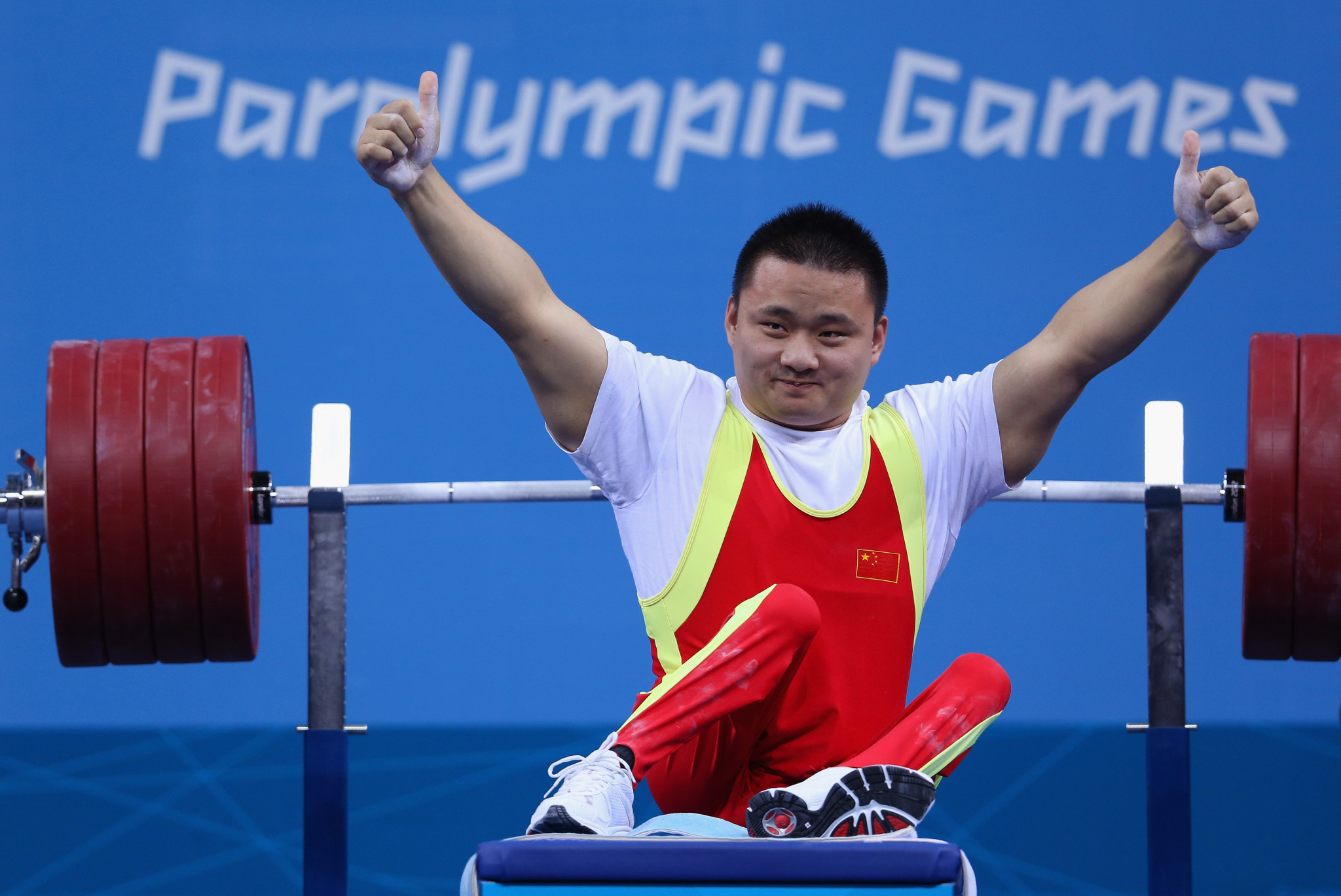 Lei Liu was among Chinese winners today ©Getty Images