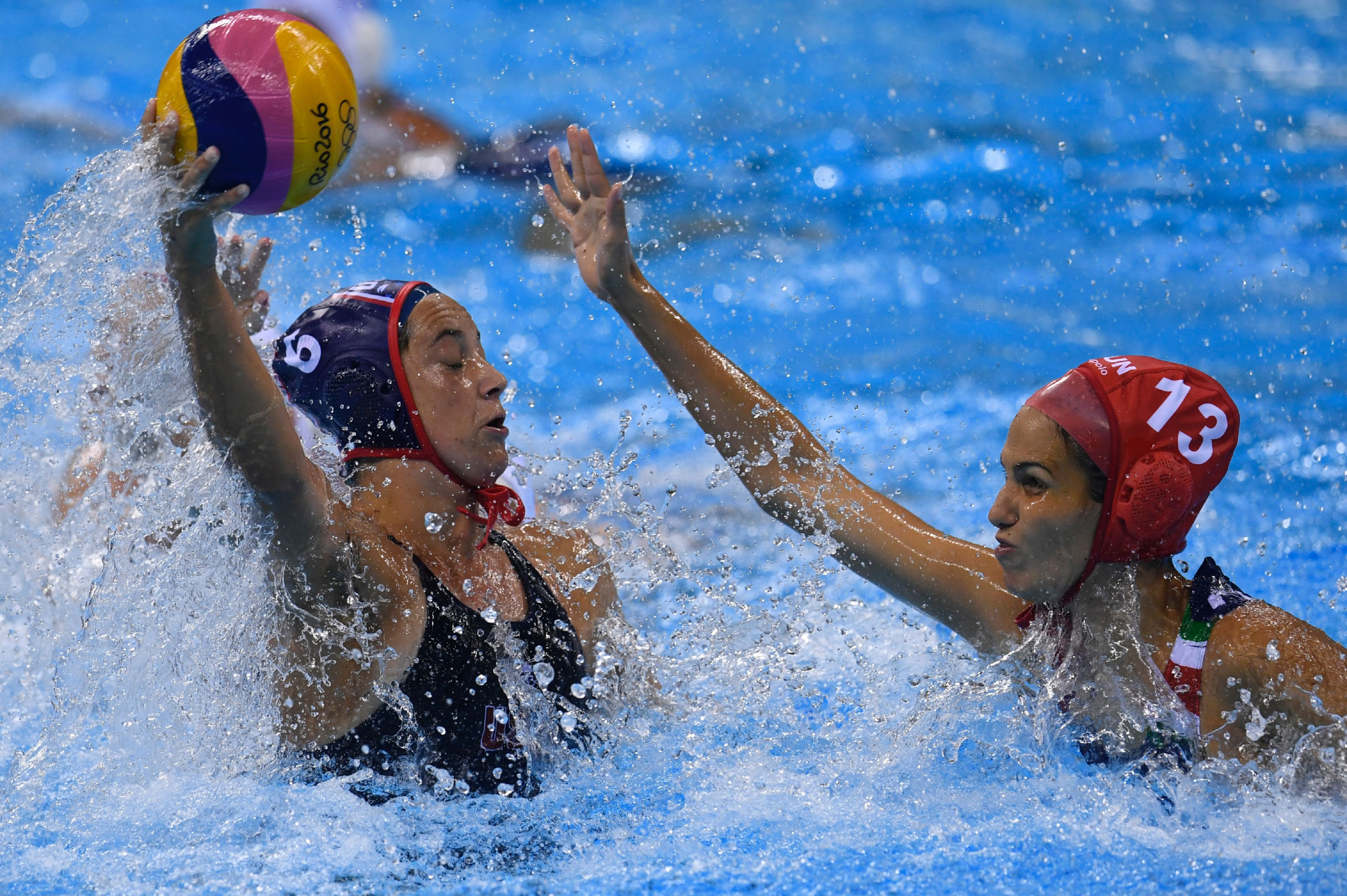 United States win third Women's Water Polo World Cup title in a row