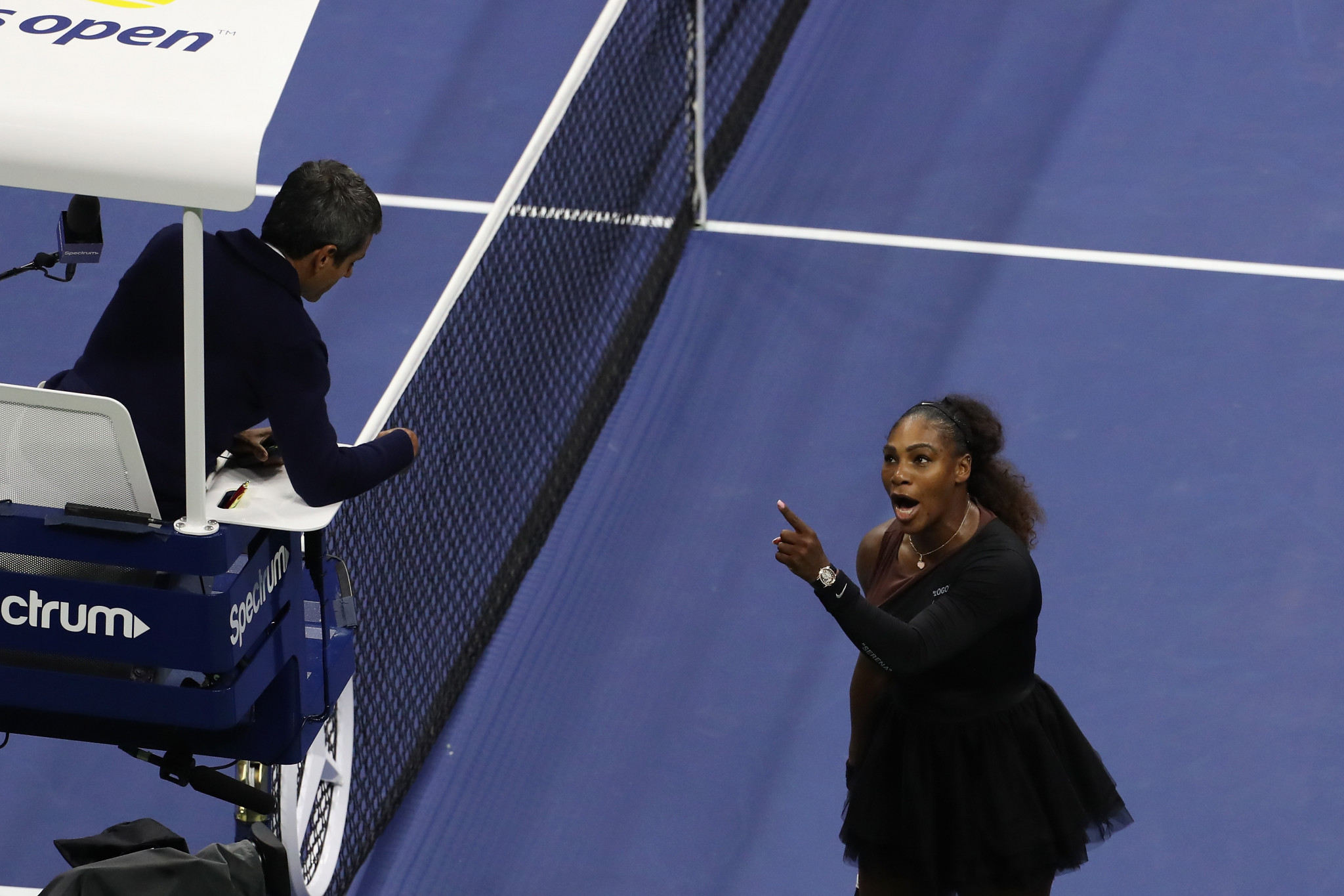 WTA back Serena Williams in US Open sexism row as ITF pledge support for umpire