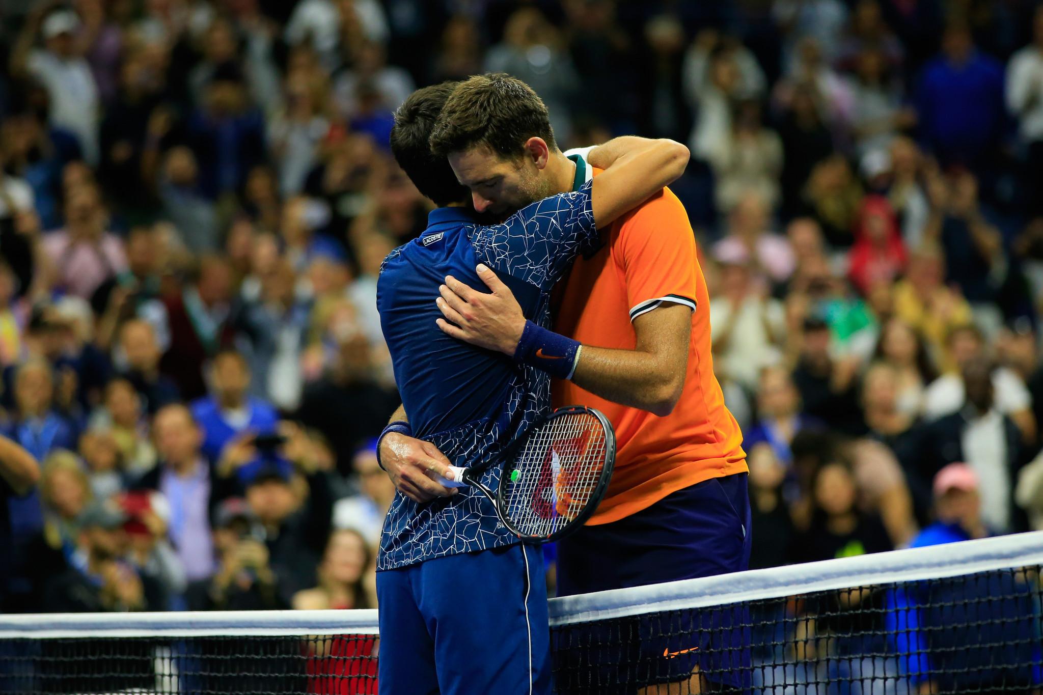 Djokovic clinches 14th Grand Slam title with victory over Del Potro at US Open