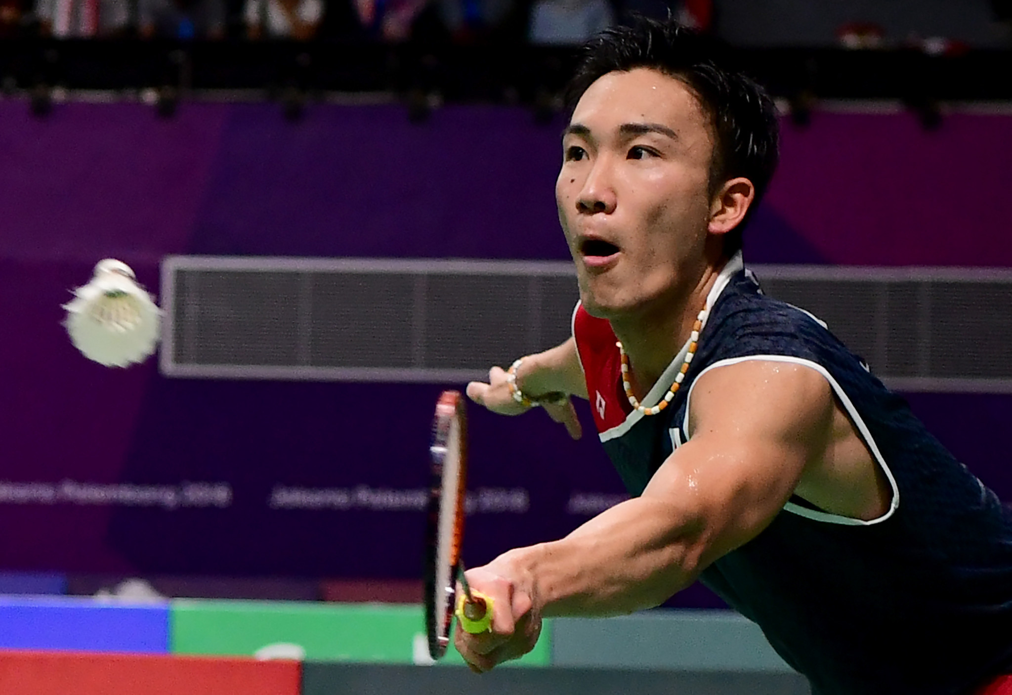 Newly crowned world champion Momota poised for home BWF Japan Open