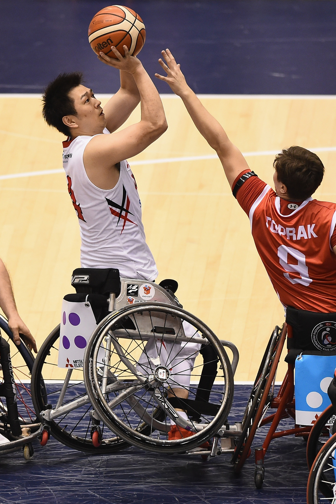 Japan will compete in both the men's and women's events at Jakarta 2018 ©Getty Images