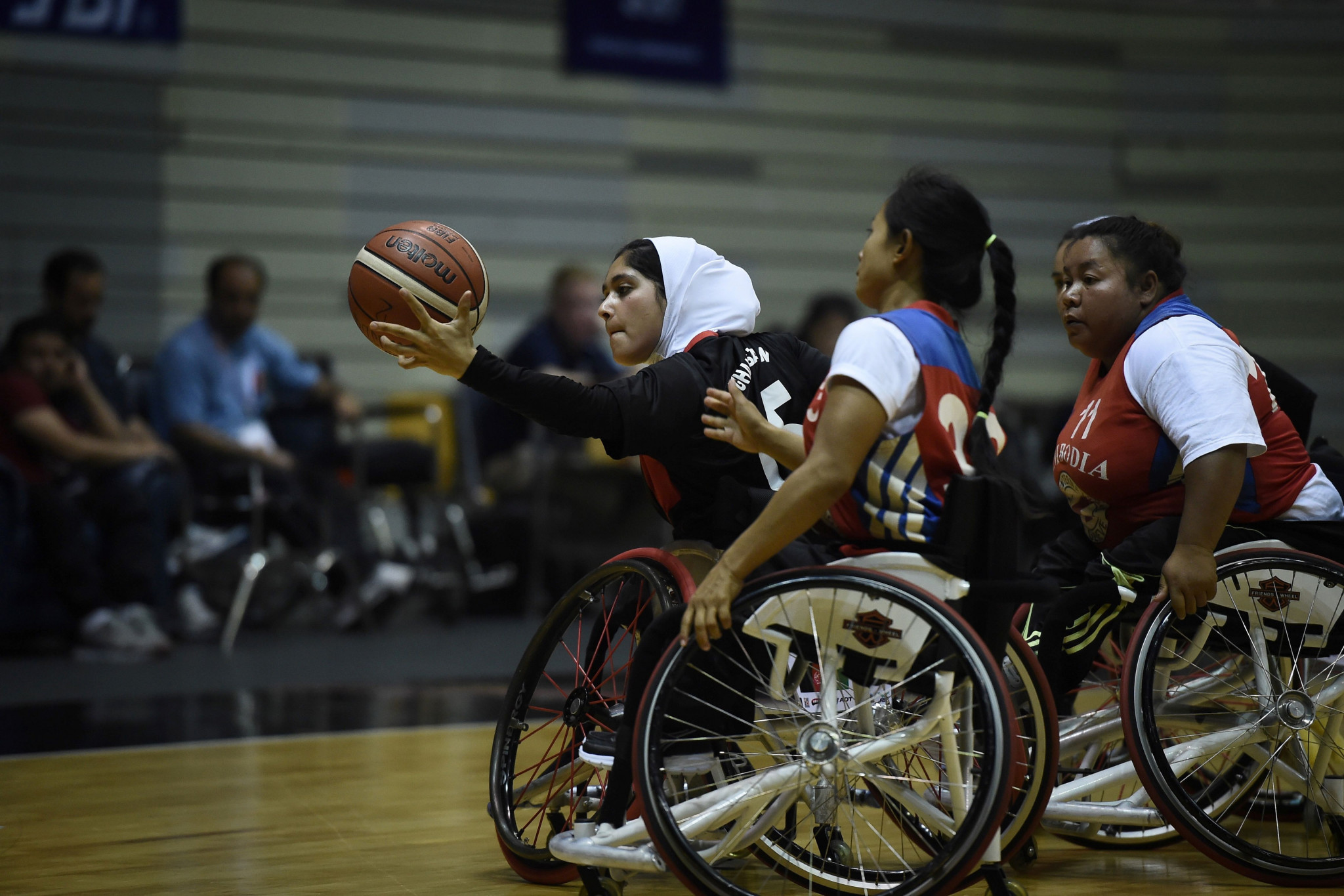 IWBF announce team of international technical officials for 2018 Asian Para Games