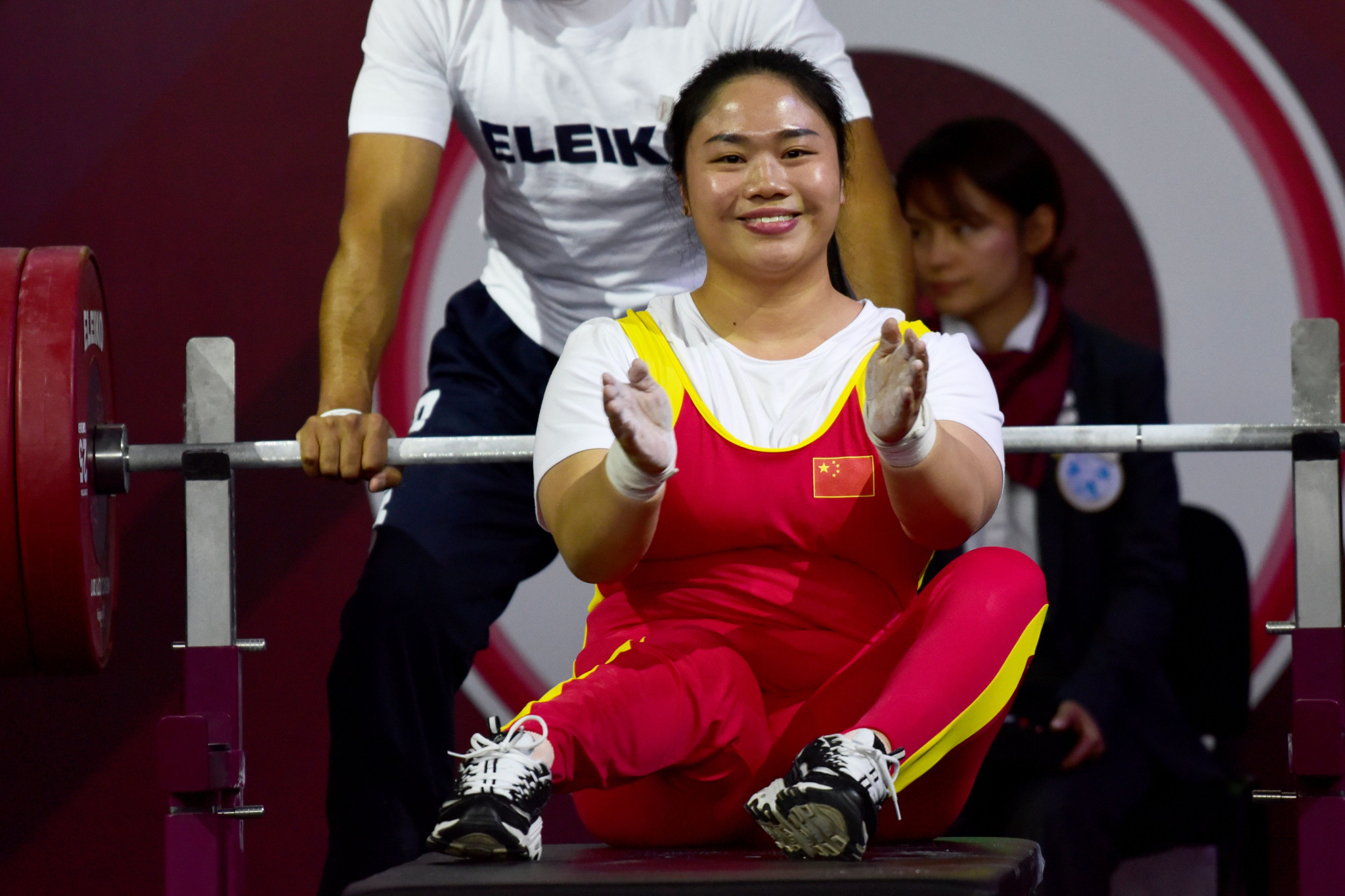 Tan Yujiao won gold at the Rio 2016 Paralympics and set a world record to claim regional gold ©Getty Images
