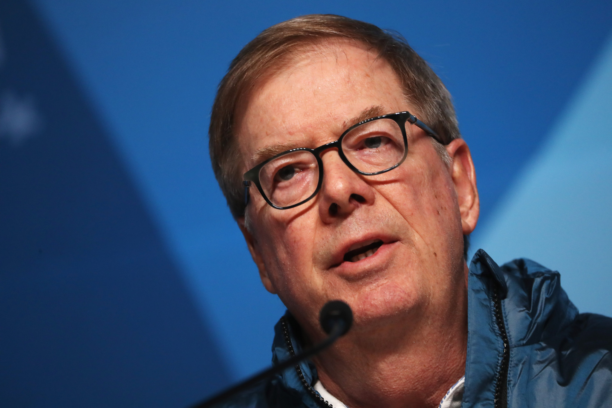 Probst to step down as USOC chairman with Lyons named as replacement