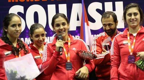 Dominant Egypt look to defend title at WSF Women's World Team Championships in China