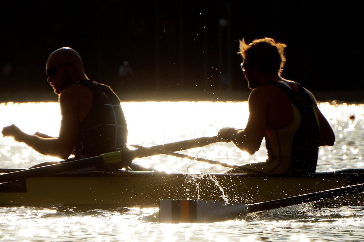 Action continued in Plovdiv today ©World Rowing