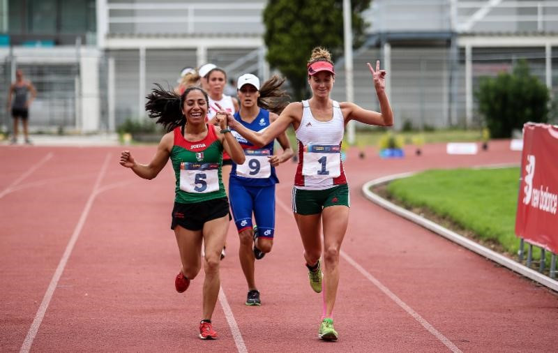 Thirty-six athletes have qualified for the final including some of the top names in women's modern pentathlon ©UIPM