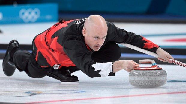 Canada will be led by skipper Kevin Koe as they start in Pool B of the men's competition ©World Curling Federation