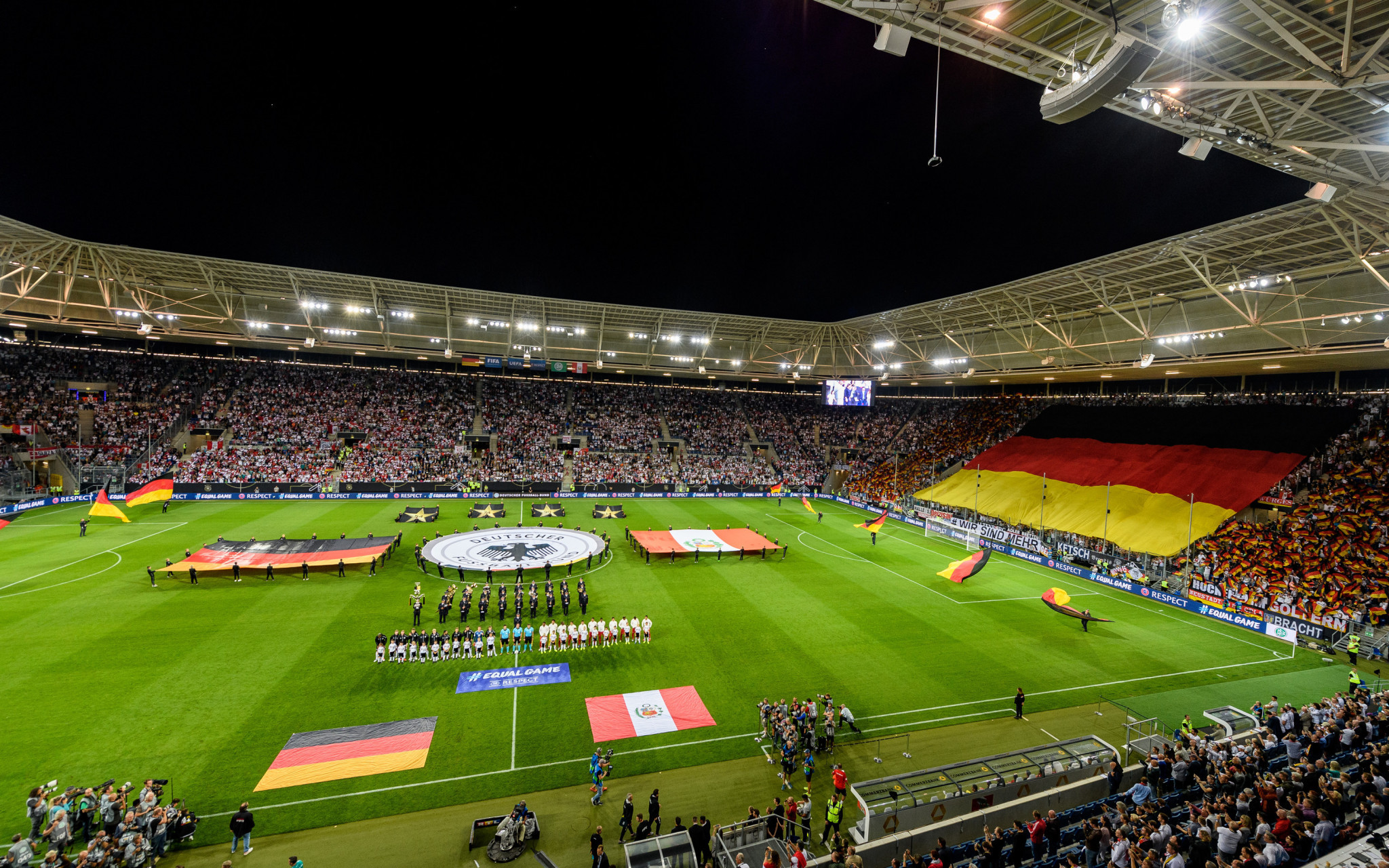 DFB dismiss claims Germany friendly moved to avoid fan violence in lead-up to Euro 2024 vote