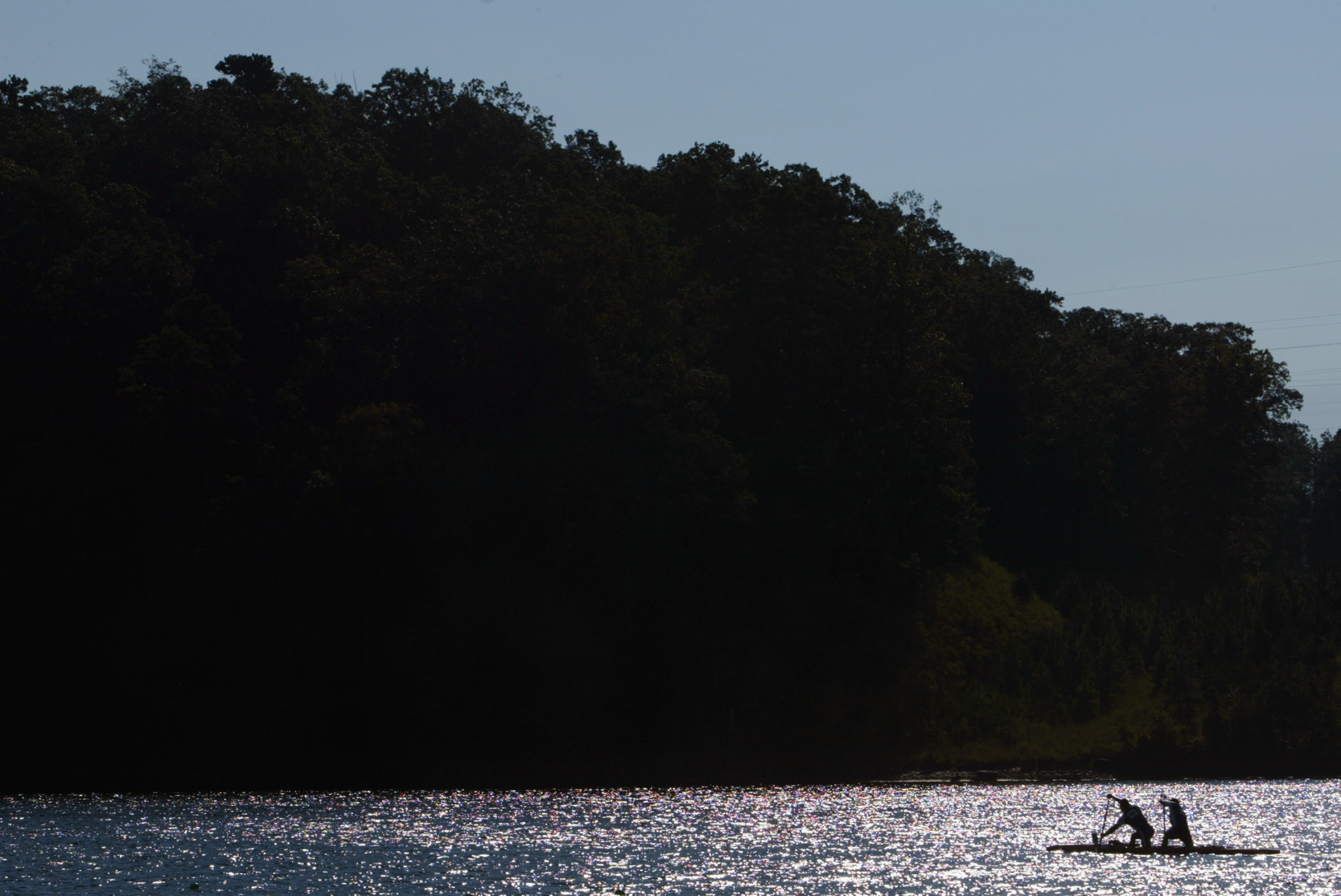 Competition will be held at Lake Lanier in Georgia ©Getty Images
