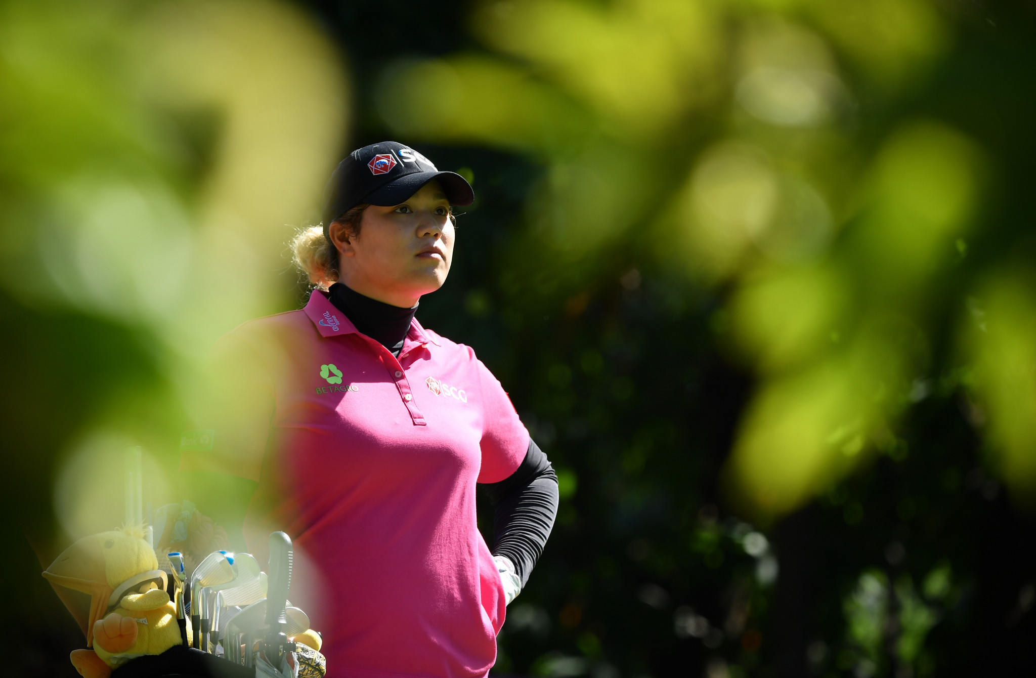 Ariya Jutanugarn will hope to be in contention for the title ©Getty Images