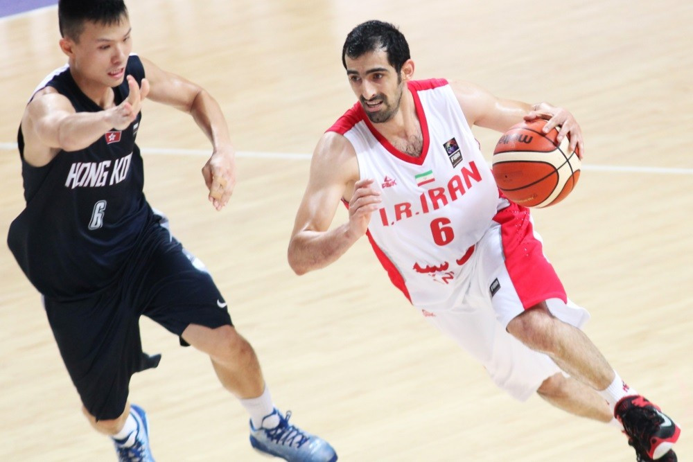 Iran breeze past Hong Kong to move closer to FIBA Asia Championship quarter-finals