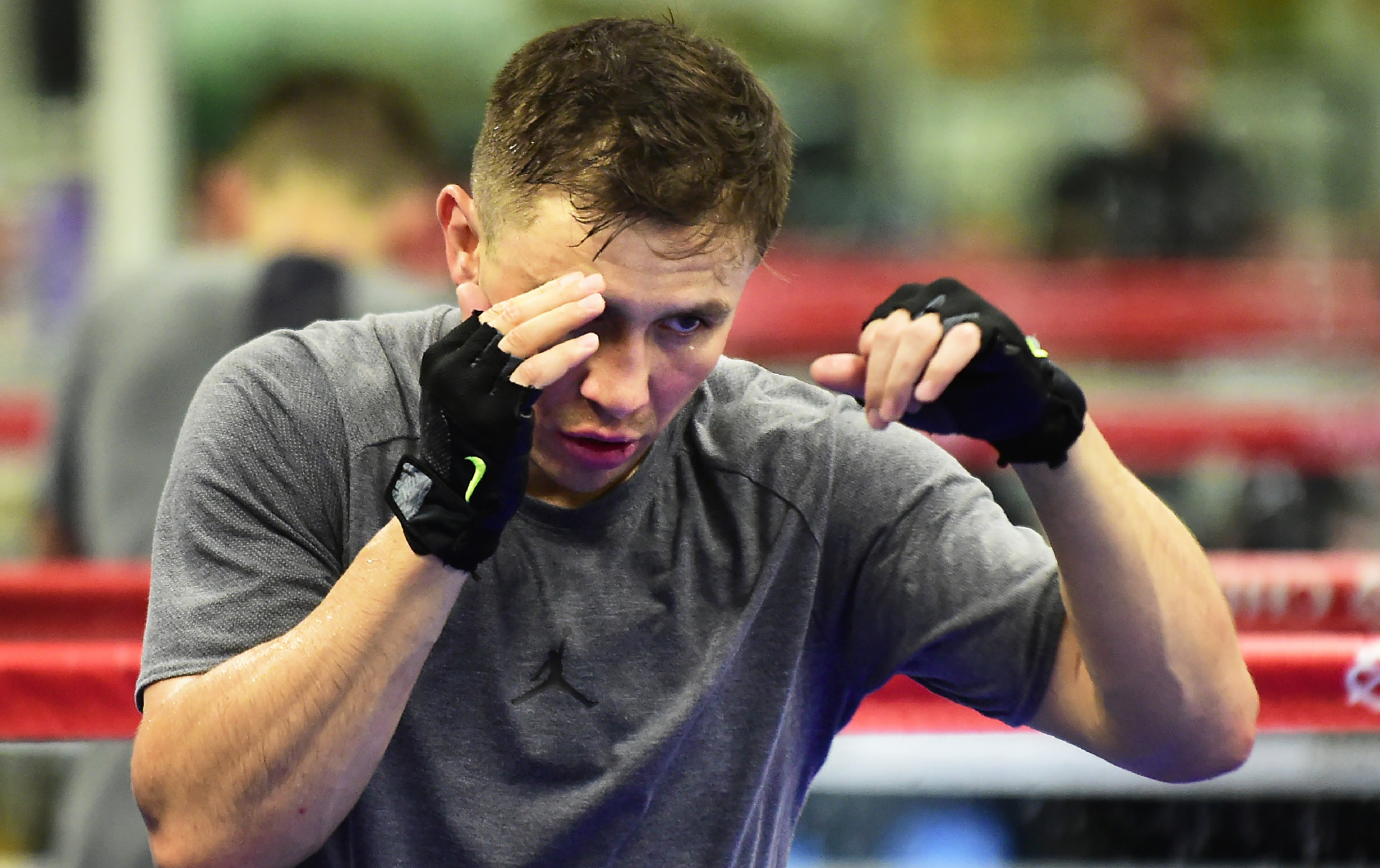 Gennady Golovkin has made further accusations of cheating against upcoming opponent Saul Alvarez ©Getty Images