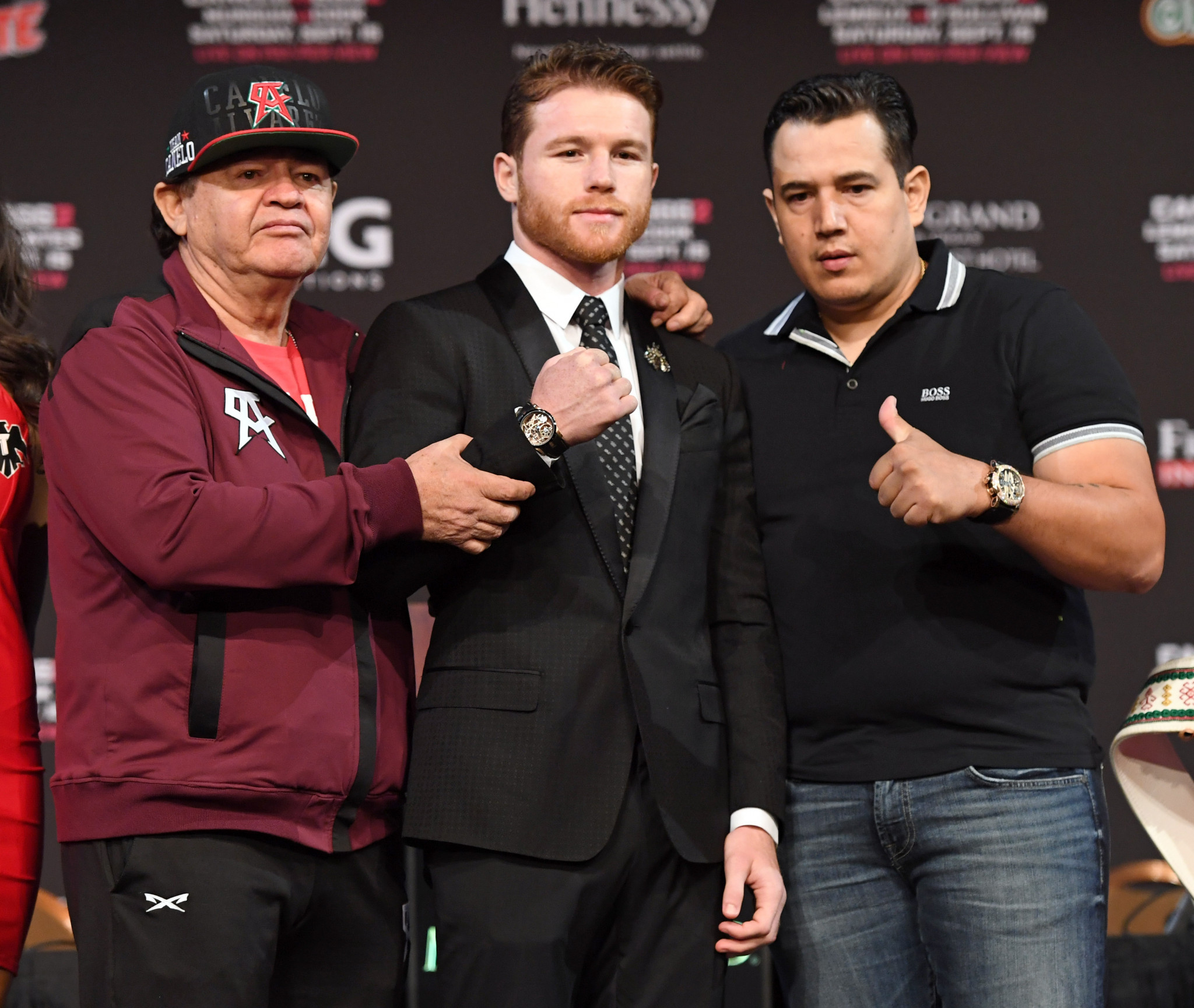 Saul Alvarez has insisted his positive drugs test was as a result of contaminated meat ©Getty Images