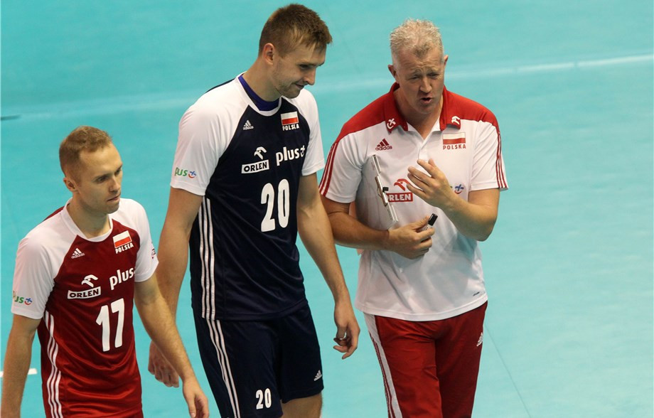 Defending champions Poland earn second victory at Volleyball Men's World Championship