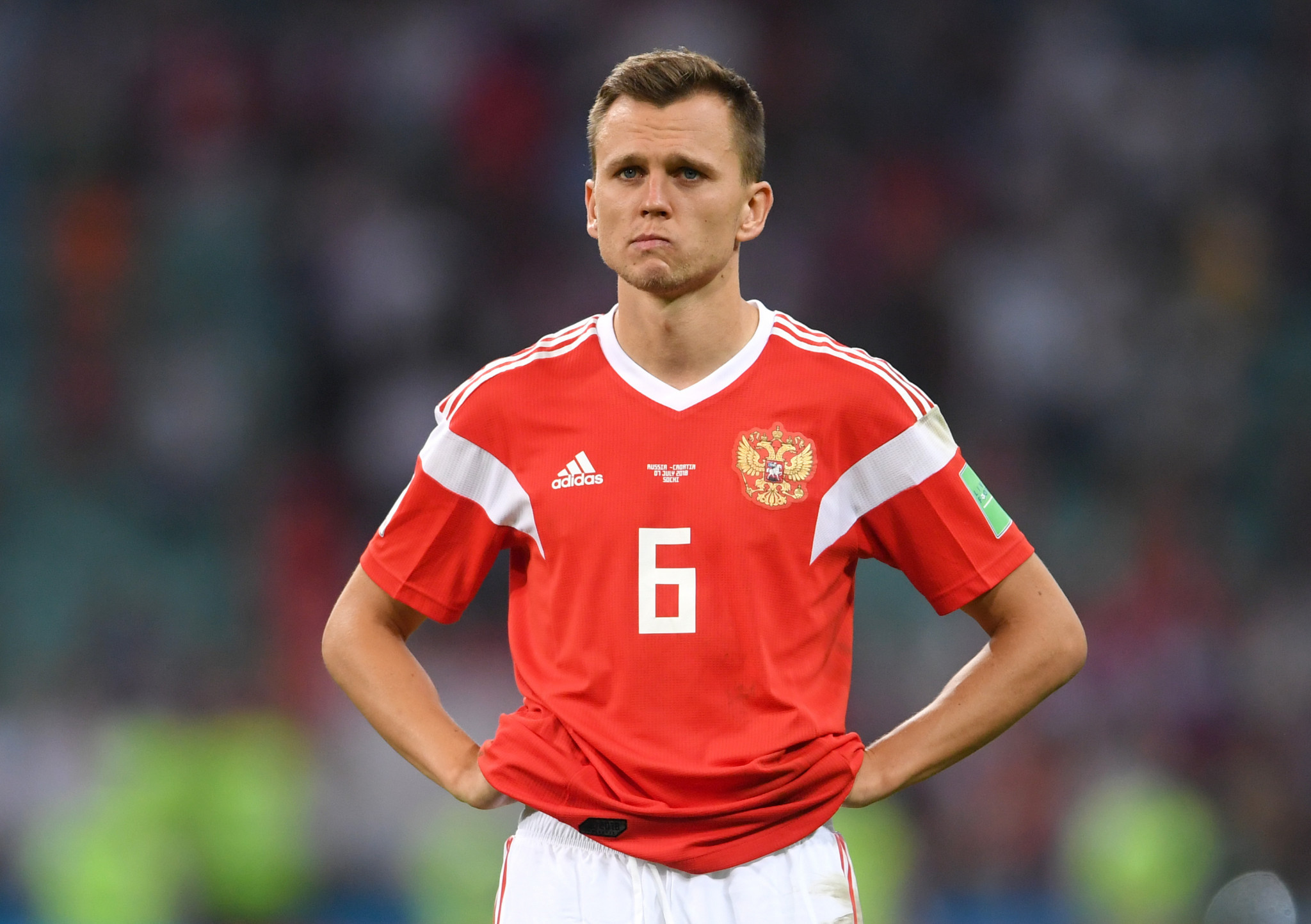 Cheryshev cleared of wrongdoing as Spanish Anti-Doping Agency close injection investigation