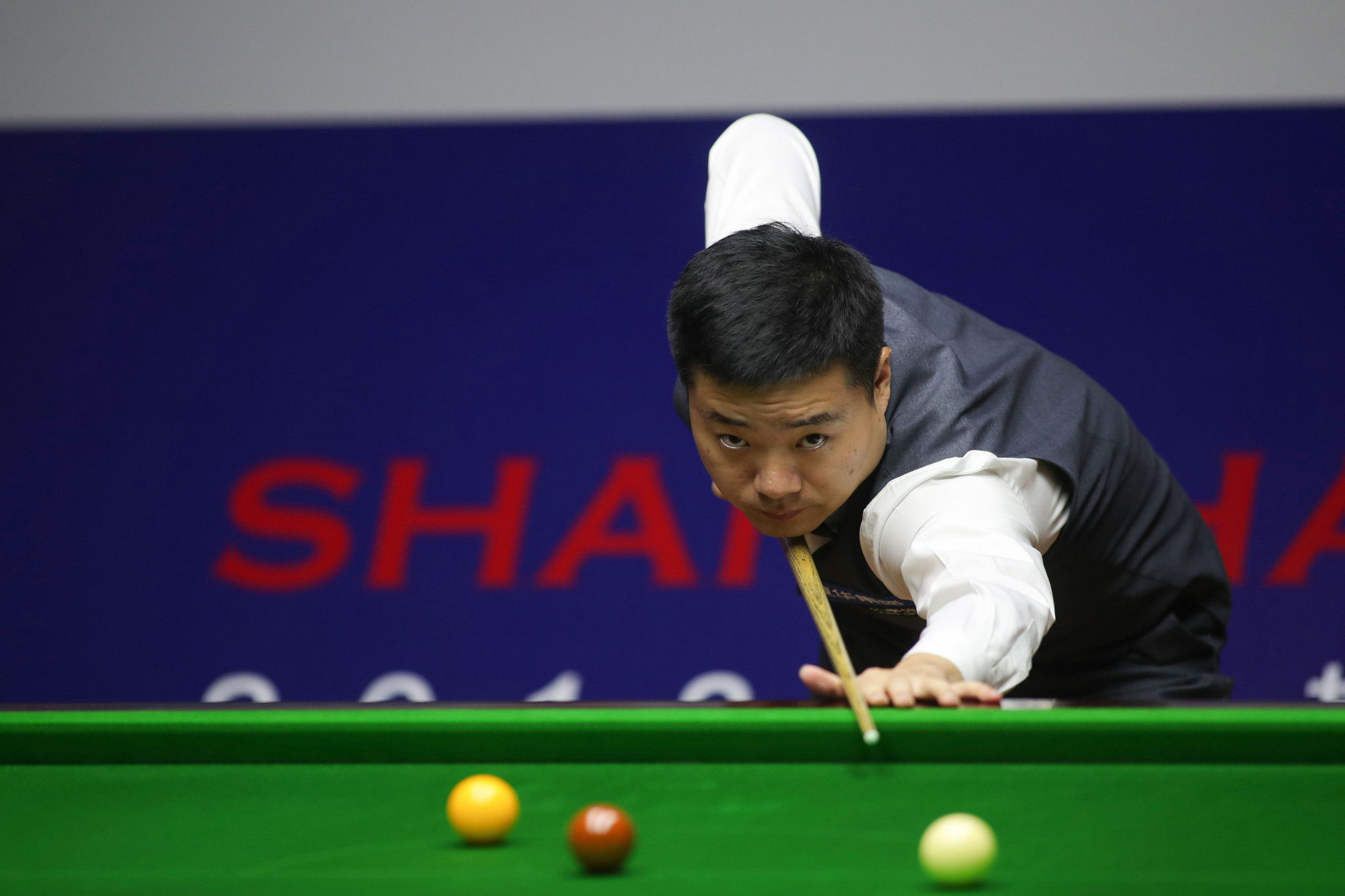 Snooker has become hugely popular in China, with 210 million fans tuning in to watch Ding Junhui lose the 2016 World Championship final ©Getty Images