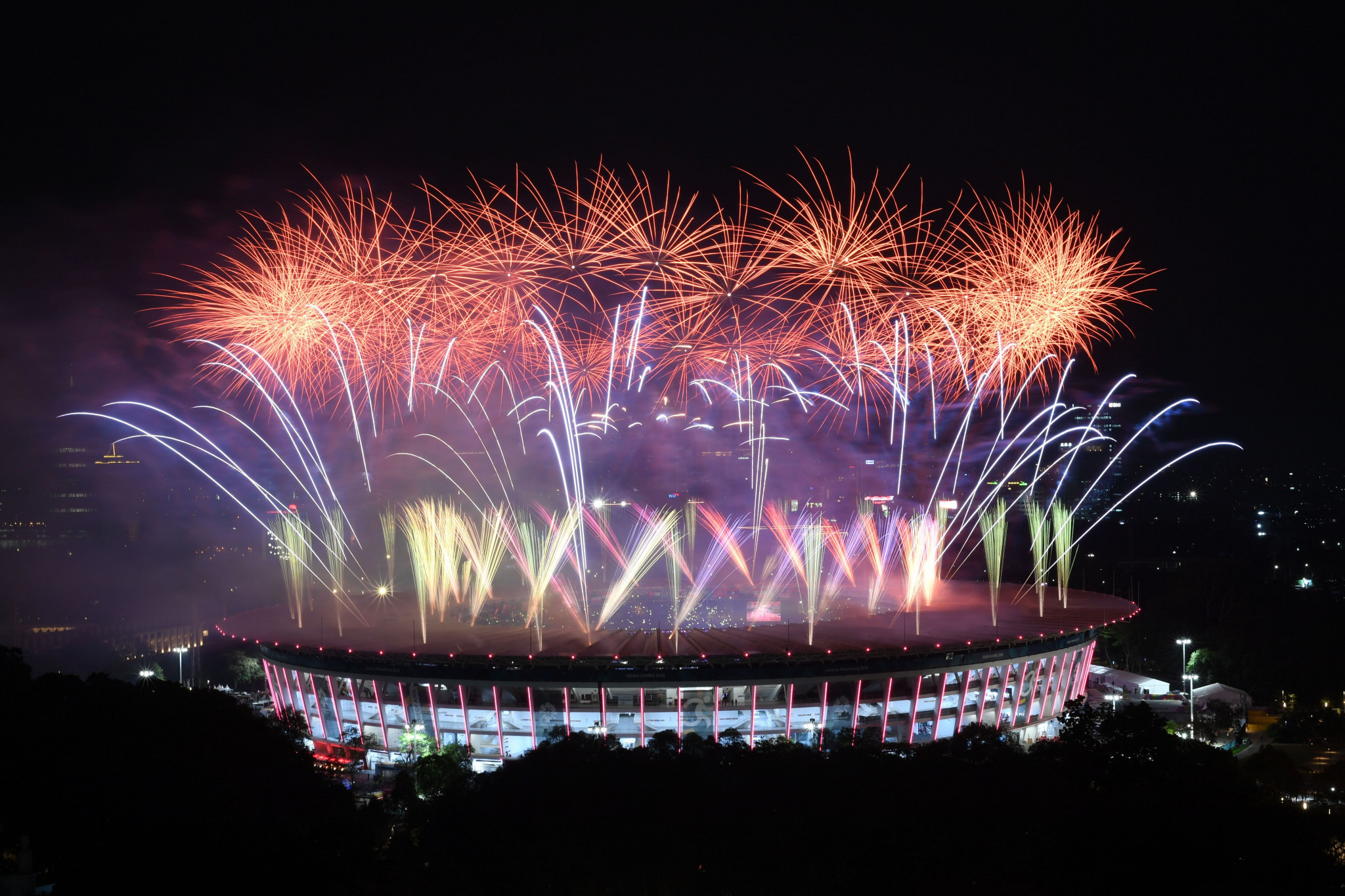 The Opening Ceremony will be held in Jakarta's Gelora Bung Karno Main Stadium, which also hosted the Ceremonies of the 2018 Asian Games ©Getty Images