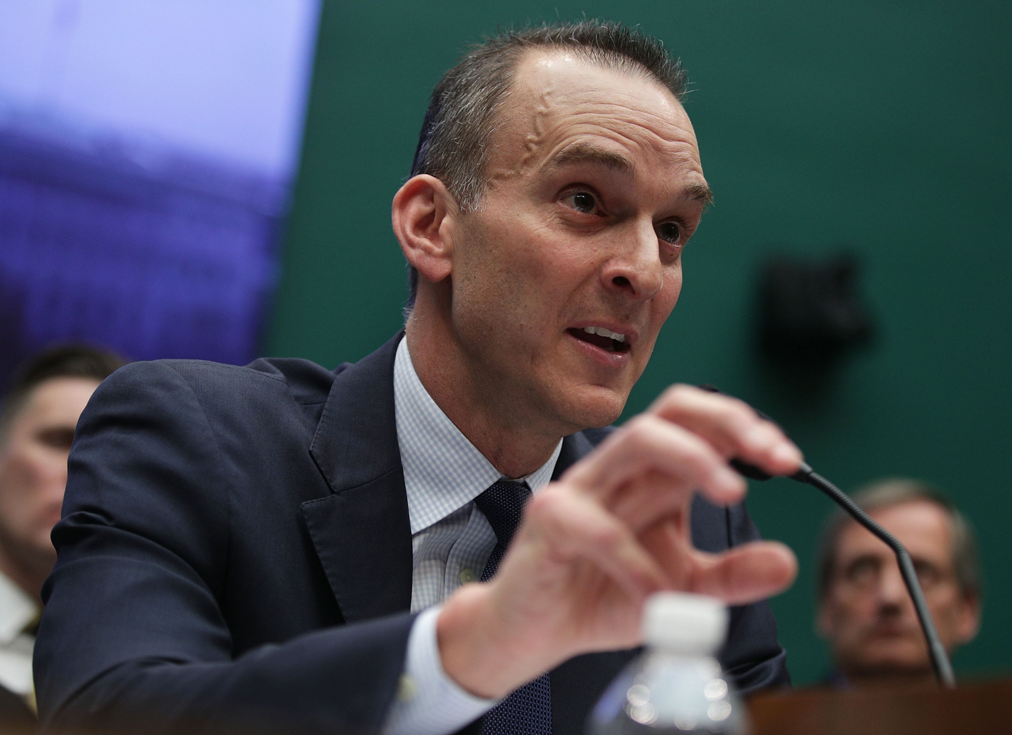 USADA chief executive Travis Tygart has reacted angrily to the WADA announcement ©Getty Images