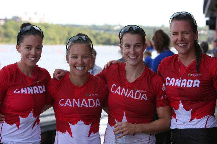 Hosts Canada make golden start to Pan American Canoe Sprint Championships