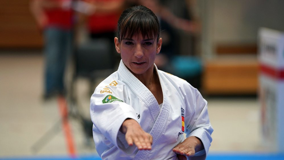 Sanchez and Ozcelik among standout performers on opening day at Berlin WKF Karate-1 Premier League