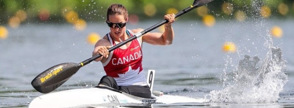 Canada continued their dominance of the event on day two ©Canoe Kayak Canada