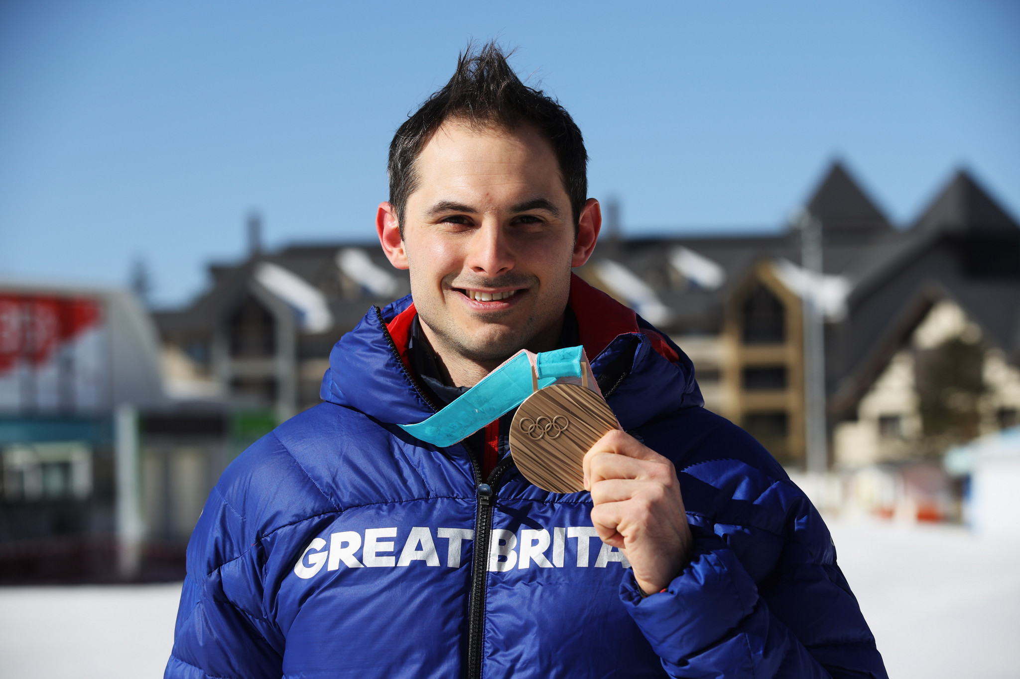 Olympic medallist Parsons to miss upcoming skeleton season to complete studies