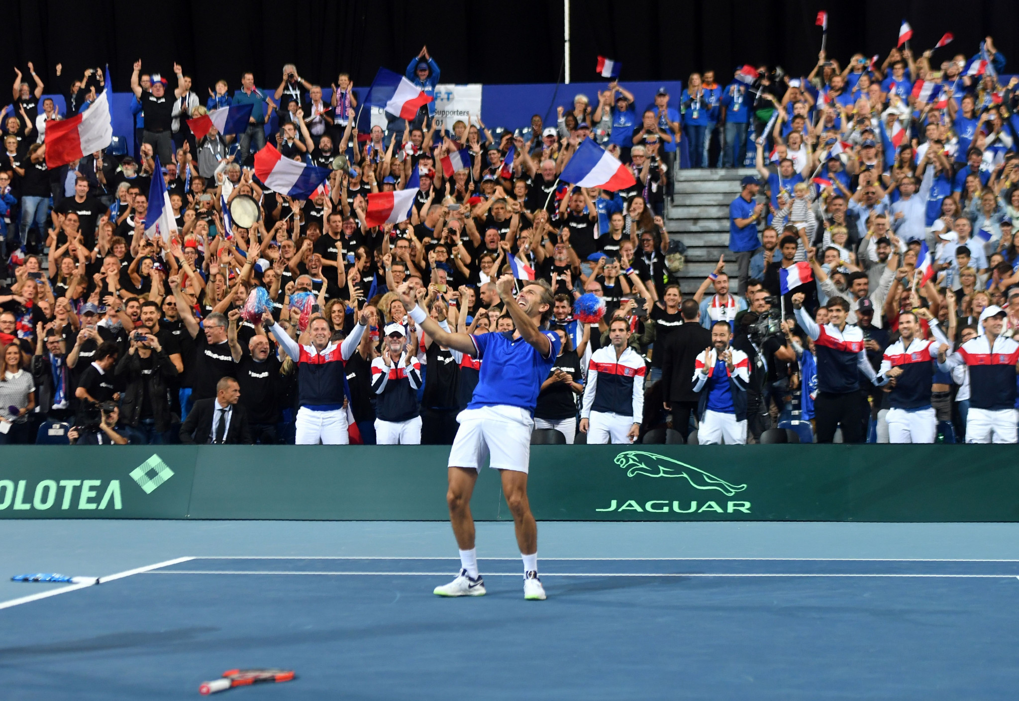 Davis Cup 2018: Benoit Paire to open for France against Spain