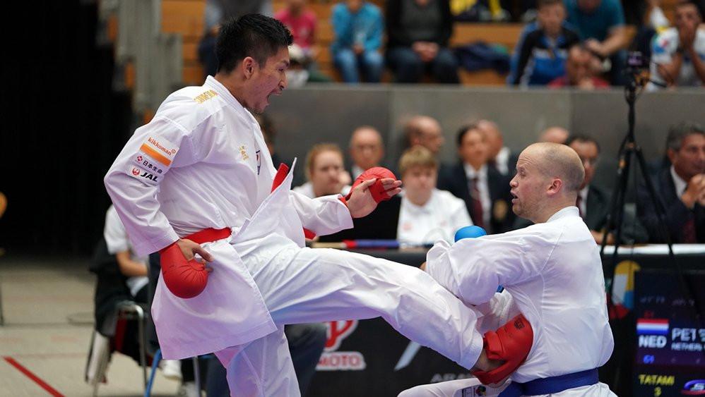 Japan impress on day two of Karate-1 Premier League in Berlin