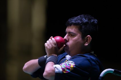 Colombian boccia star named Americas Paralympic Committee athlete of the month