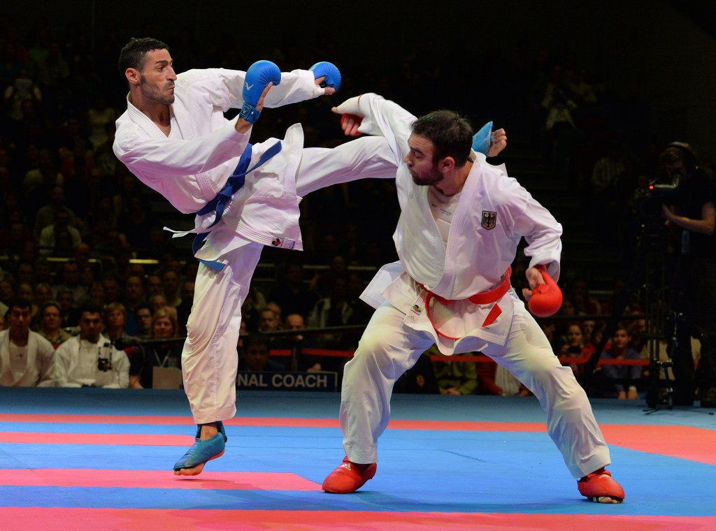 There was good news for karate following this morning's announcement