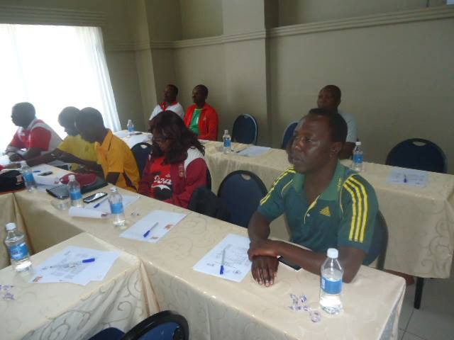 Zimbabwe and Norway NOCs team up to run coaching course