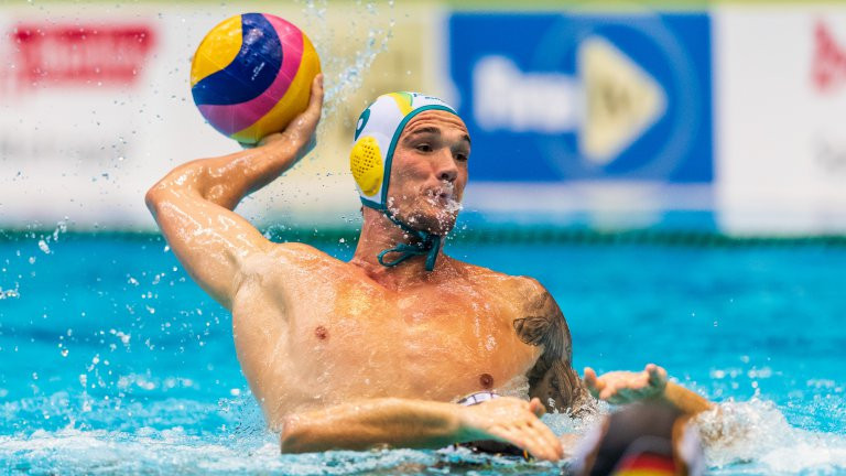 Having beaten reigning world champions Croatia yesterday, Australia saw off Germany today to reach the final ©FINA