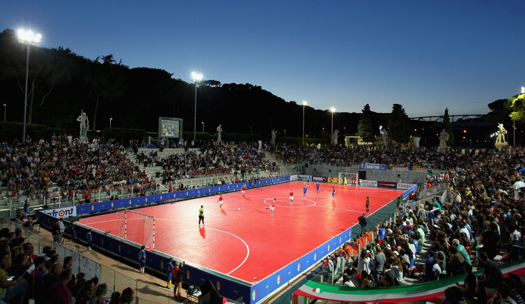 Buenos Aires 2018 Youth Games to feature futsal