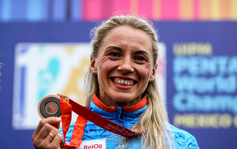 World modern pentathlon champion Prokopenko awarded retrospective Beijing 2008 Olympic bronze