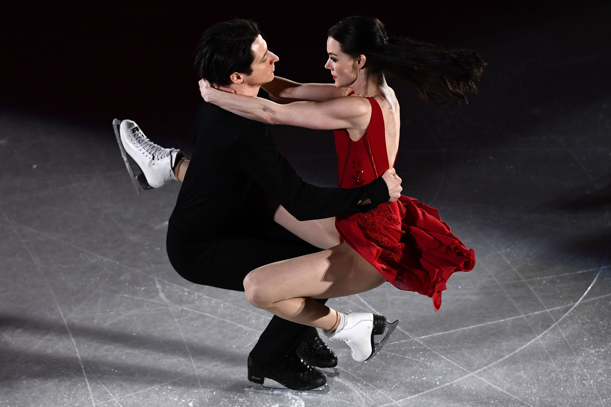 Two-time Olympic and three-time world champions Tessa Virtue and Scott Moir are not included, having retired after Pyeongchang 2018 ©Getty Images
