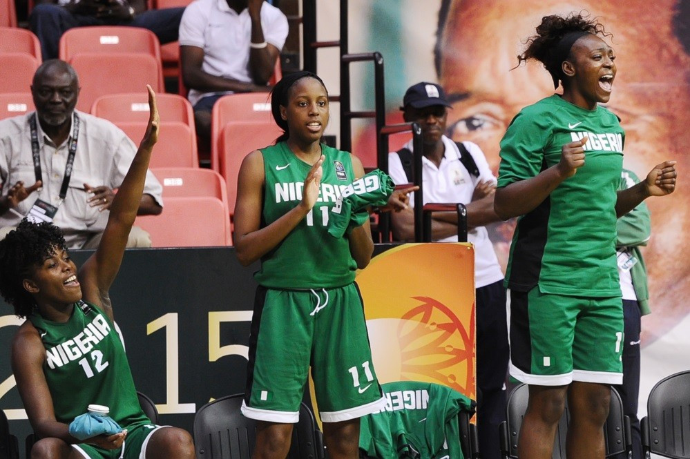 Nigeria thrash Guinea in sole game at Women's AfroBasket