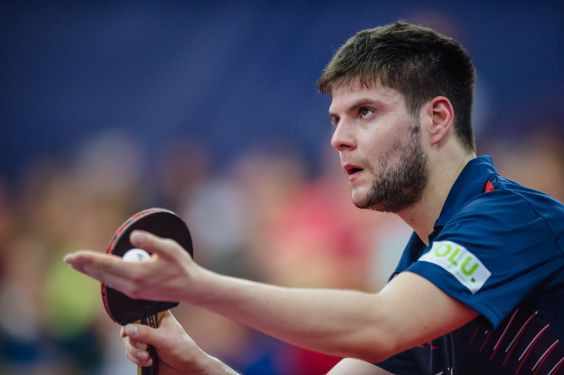 Ovtcharov plays down chances of third men's singles title at European Table Tennis Championships