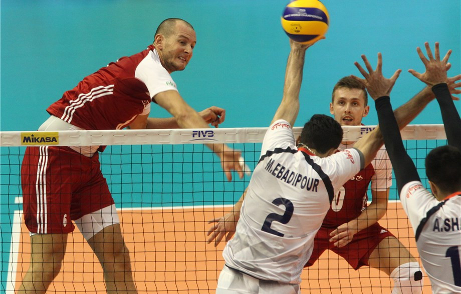 Defending champions Poland maintain perfect start at Volleyball Men's World Championships