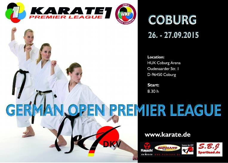 France edge German hosts on medals table at Karate1 Premier League in Coburg