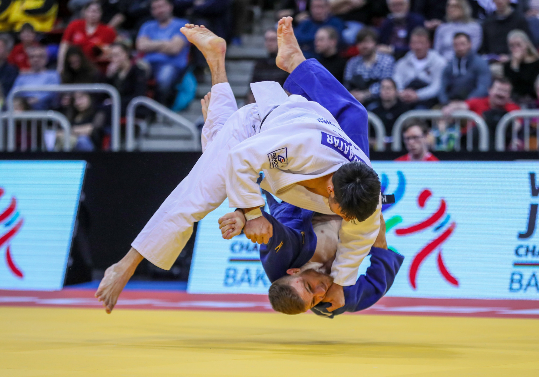 The 2018 IJF World Judo Championships, due to start in Baku in Azerbaijan on Thursday, are among the events set to be broadcast on Eurosport following the announcement of a new three-year deal ©IJF