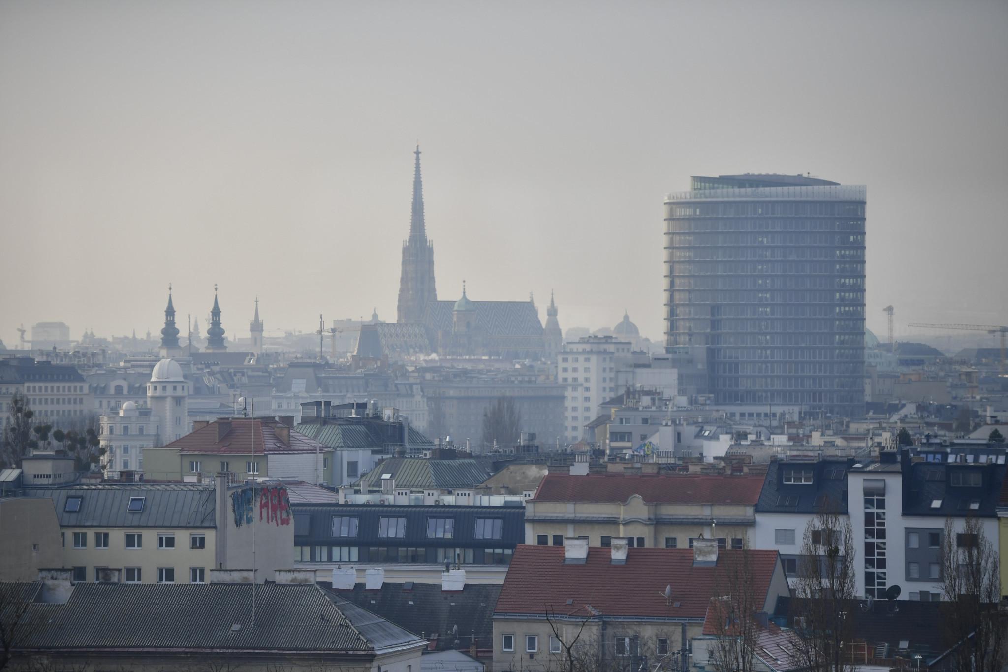 Vienna awarded 2021 World Judo Championships