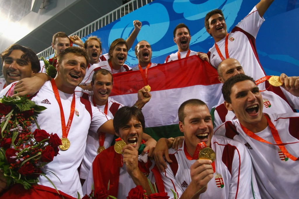 Hungary have continued to be strong in water polo since Tarics' gold medal winning side, claiming the Olympic title three times in a row between 2000 and 2008