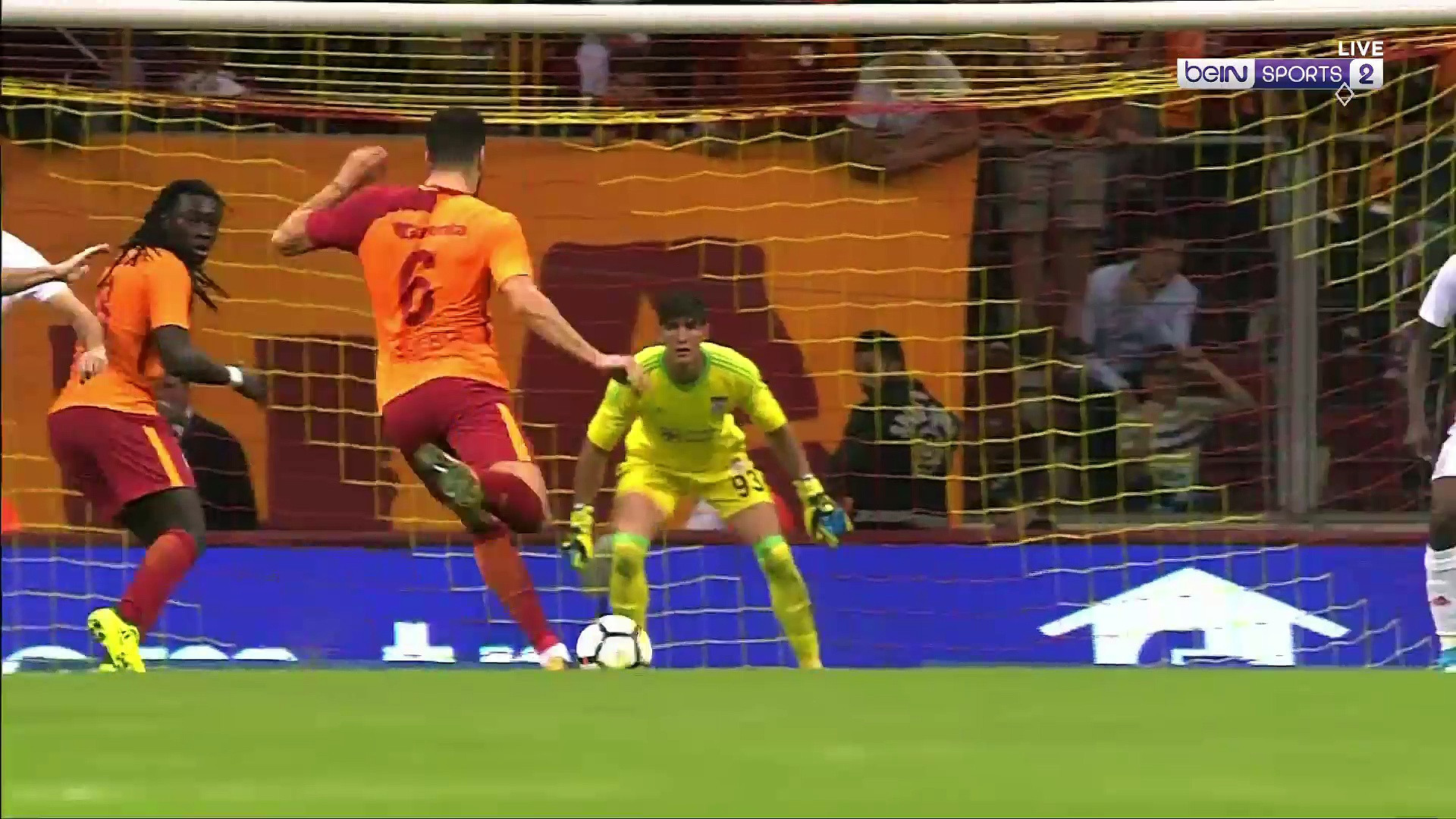 BeIN Media Group, through its partner Digiturk, has invested heavily in football in Turkey ©YouTube