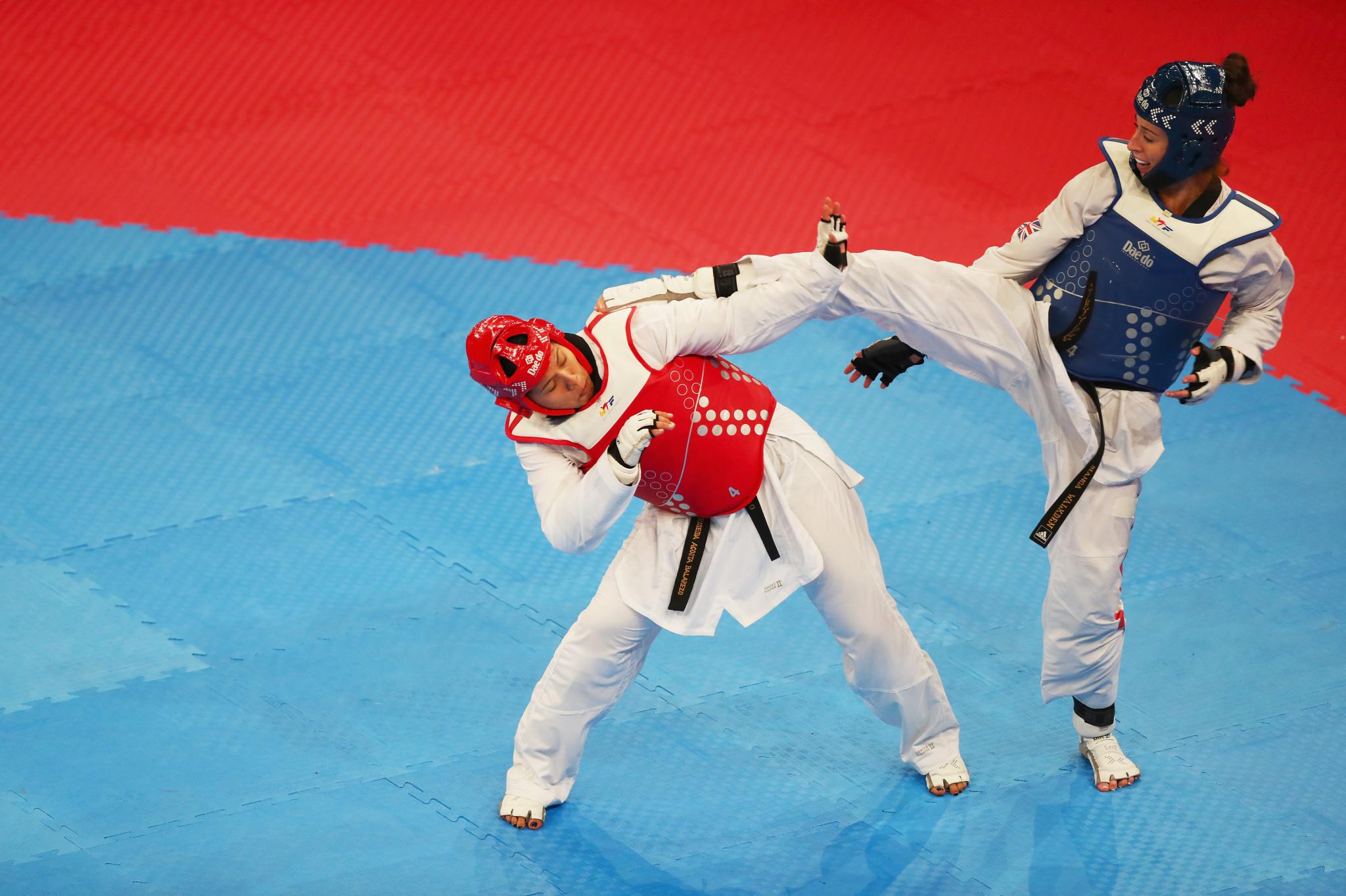 Walkden among stars competing at World Taekwondo Taoyuan Grand Prix
