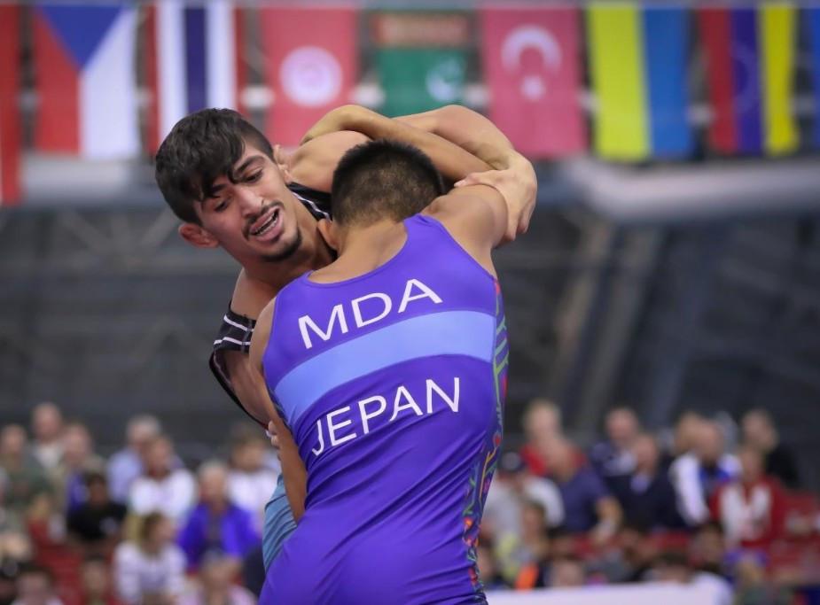Iran win three Greco-Roman golds at UWW Junior World Championships