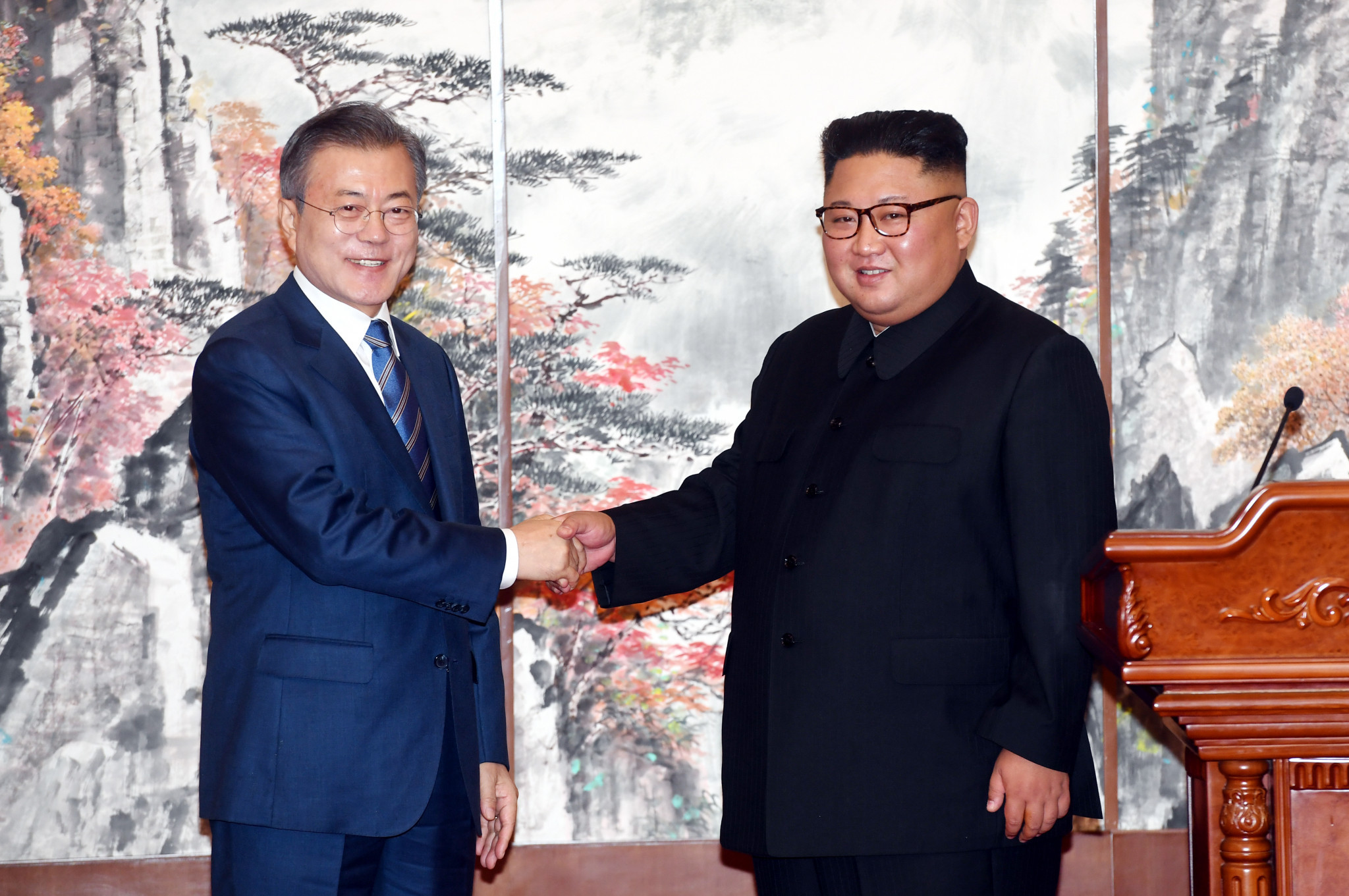 North and South Korea agree to launch joint bid for 2032 Summer Olympics and Paralympics