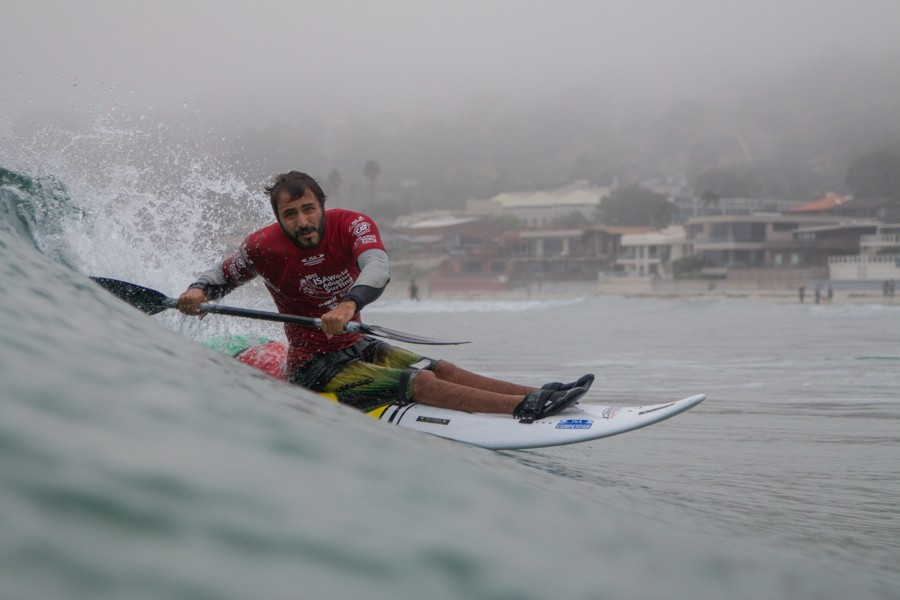 Four gold medals awarded at inaugural World Adaptive Surfing Championships
