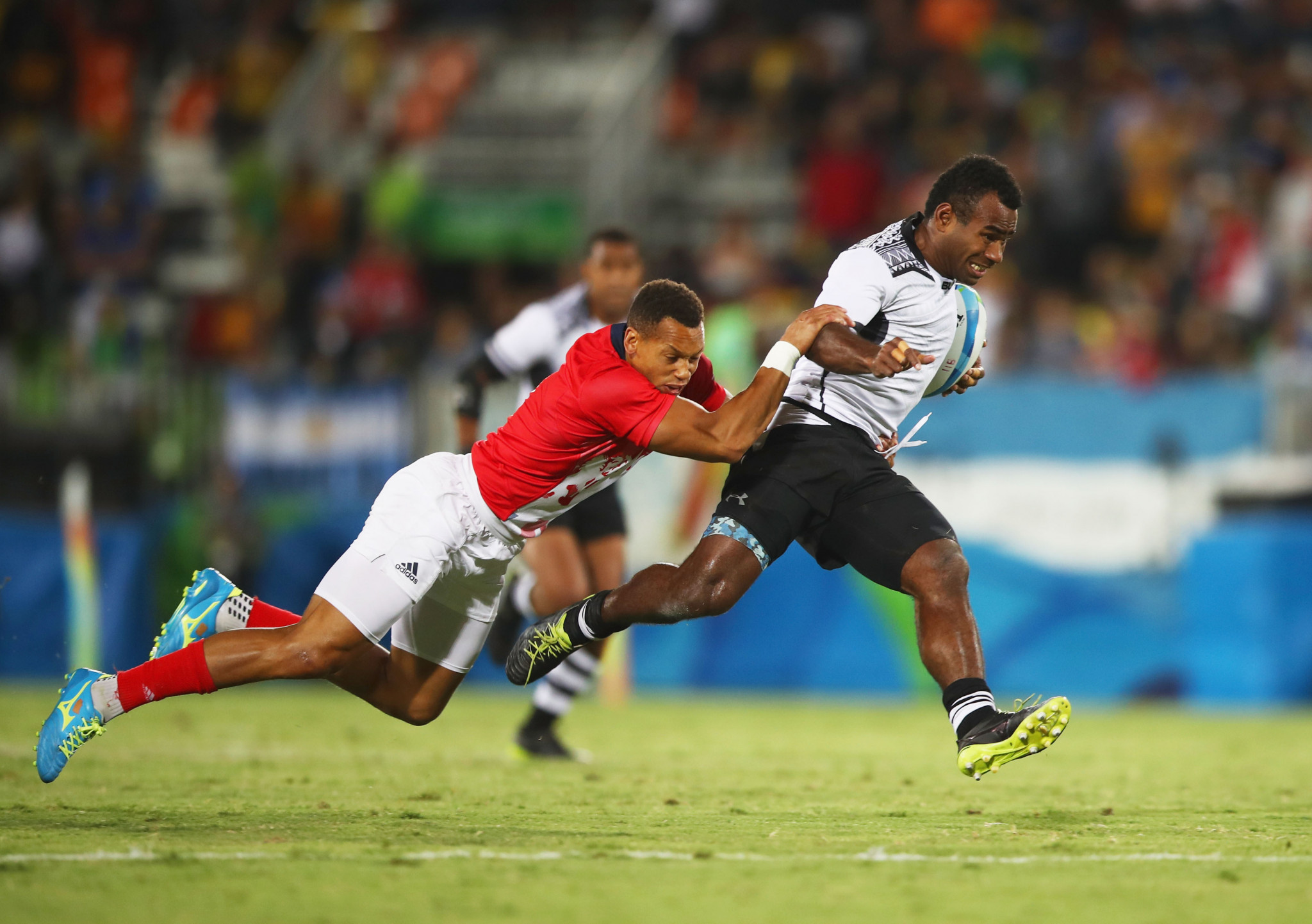 Rugby sevens made a successful debut on the Olympic programme at Rio 2016 ©Getty Images